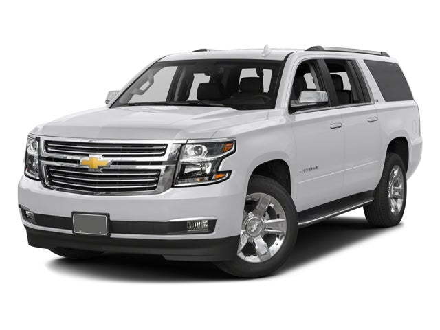 2016 Chevrolet Suburban Ltz St Petersburg Florida Area