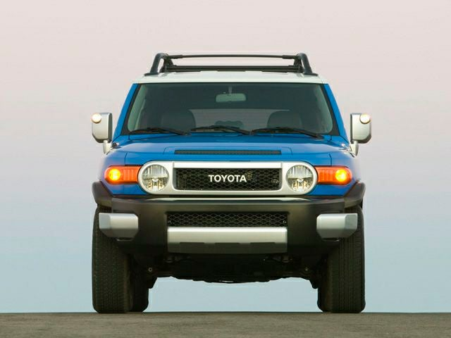 2007 Toyota Fj Cruiser St Petersburg Florida Area Mitsubishi Rhcrownmitsubishi: Picture Of Toyota Fj Cruiser Radio Bay At Gmaili.net