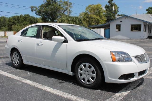 Reviews for the 2012 Mitsubishi Galant at Clearwater Area Mitsubishi - Blog